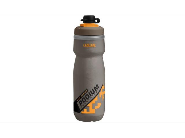 CamelBak Podium Chill Dirt Series Flasche 620ml shadow grey/sulphur